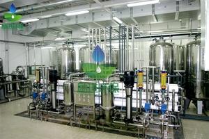 食品饮料生产用水设备